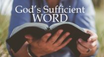 God's Sufficient Word (John 6:63)
